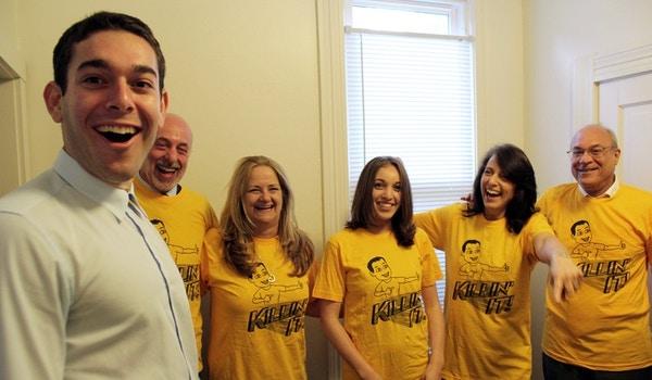 Graduation Surprise  T-Shirt Photo