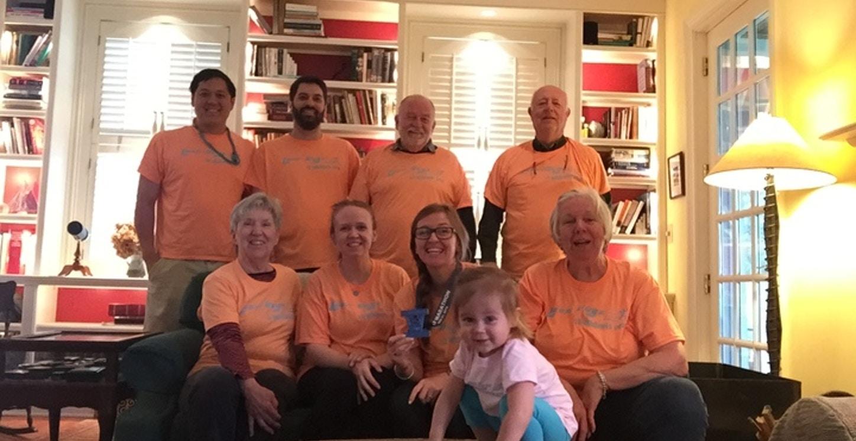 Team Bugz   St Michaels 2016 T-Shirt Photo