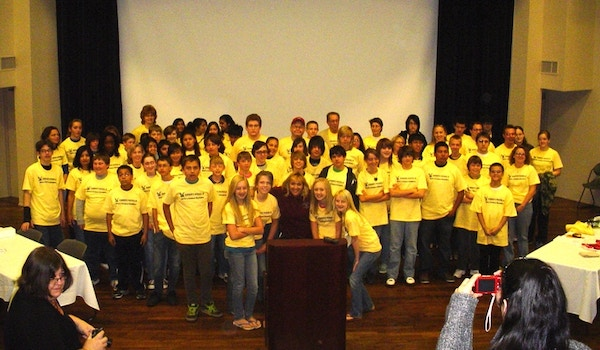 Middle School Math And Science Olympics T-Shirt Photo