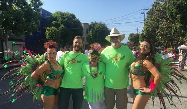 Sf Carnaval 2016   Gente Da Cidade T-Shirt Photo