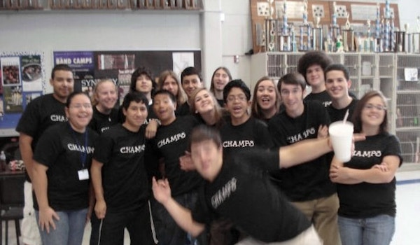 We Are The Champs T-Shirt Photo