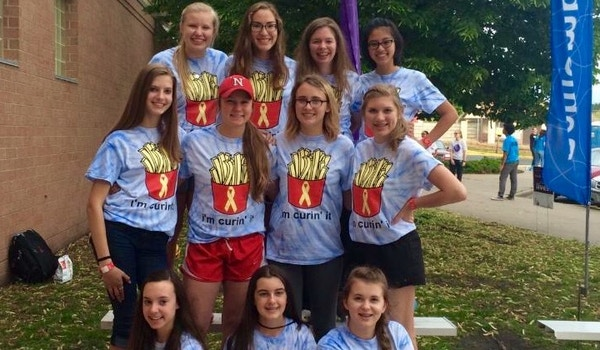 North High School Relay For Life T-Shirt Photo
