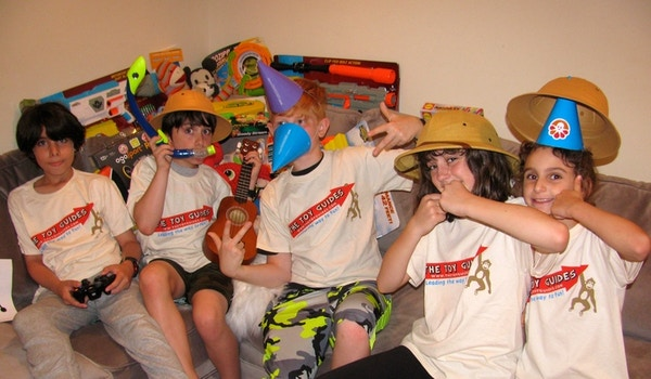 The Toy Guides...Leading The Way To Fun! T-Shirt Photo