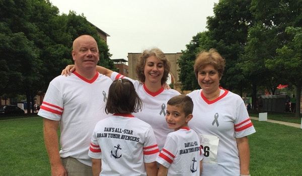 Brain Tumor 5 K Columbus Oh T-Shirt Photo