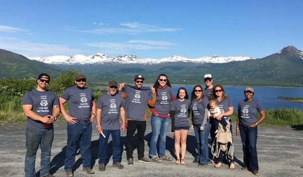 Kodiak Veterans Outreach Half Marathon T-Shirt Photo