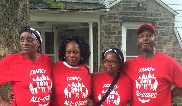 Family Allstars T-Shirt Photo