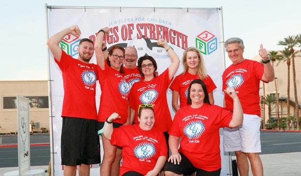 Jfc Strong! T-Shirt Photo
