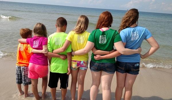 Grandkids Gulf Shores 2016 T-Shirt Photo