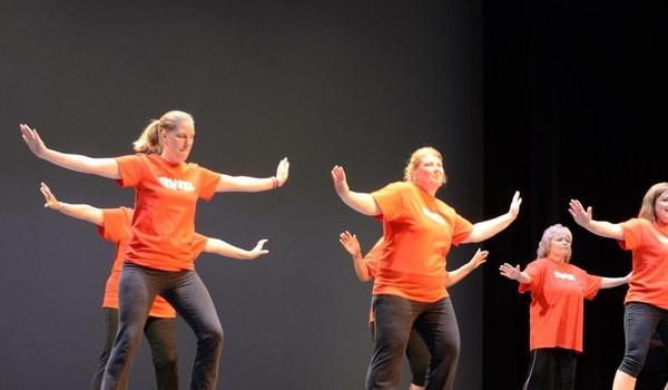 Joyce Dalton Dance Studio Adult Dancers T-Shirt Photo
