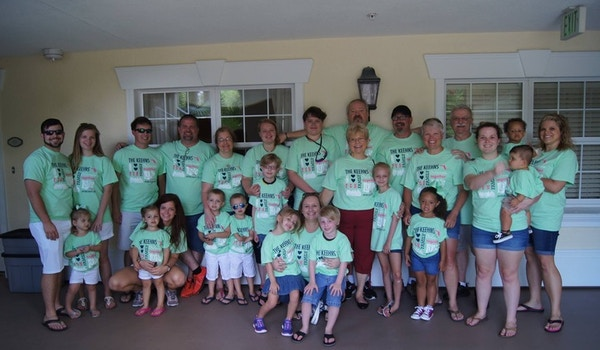 Family Bunch T-Shirt Photo