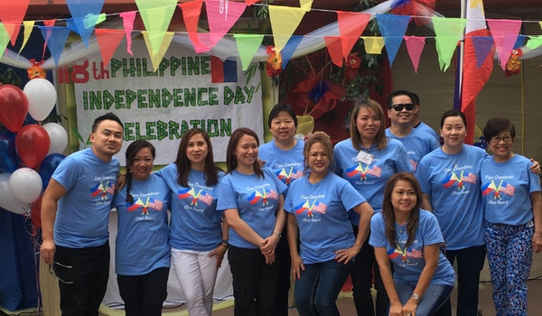 Kacc Celebrated Philippine Independence Day T-Shirt Photo
