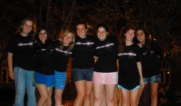 Harbin Chicks On Six T-Shirt Photo