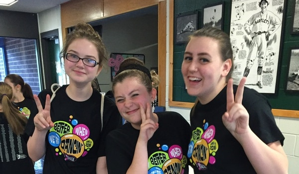 Peace & Happiness At The Dancer's Sole Annual Dance Recitals! T-Shirt Photo