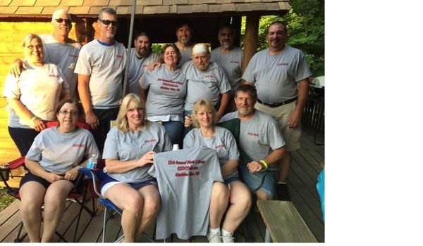 650 C Cn D 15th Annual Meet & Greet T-Shirt Photo