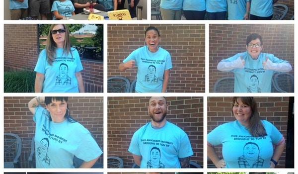 Birthday Prank For My Boss! T-Shirt Photo