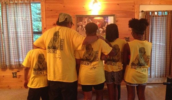 Brent Family Reunion  T-Shirt Photo