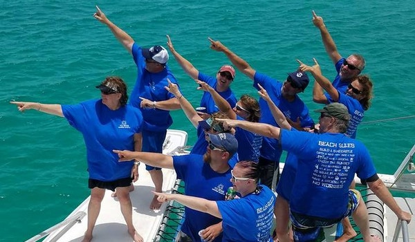 Togetherness On Turks And Caicos T-Shirt Photo