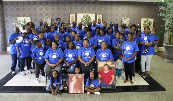 3rd Hazel's Family Reunion T-Shirt Photo