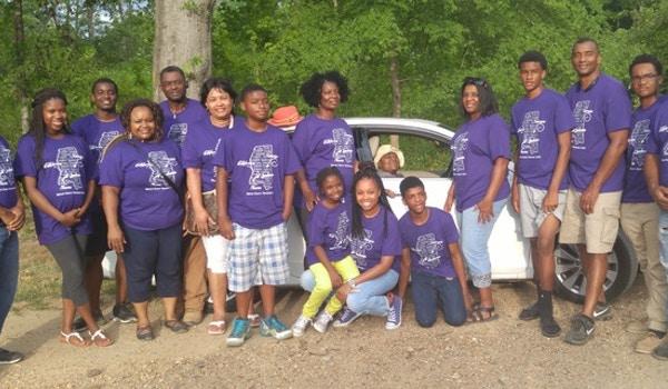 Brown Family Reunion T-Shirt Photo