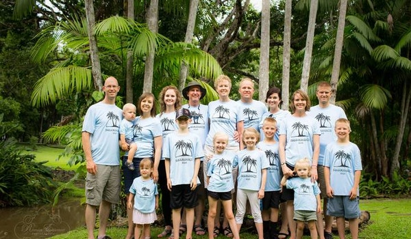 Panamaniacs 2016 T-Shirt Photo
