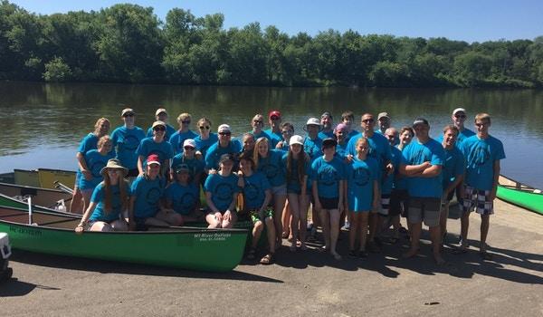 Annual Wi River Run T-Shirt Photo