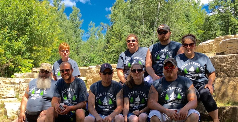 1st Annual Campiversary T-Shirt Photo
