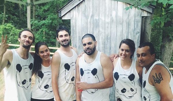 Pale Panda's Wiffle Ball 2016 T-Shirt Photo