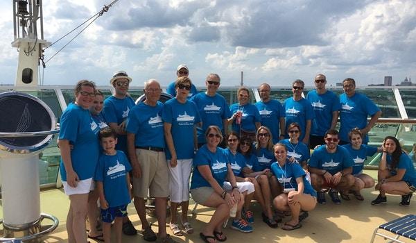 Bugby Birthday Cruise To Bermuda T-Shirt Photo