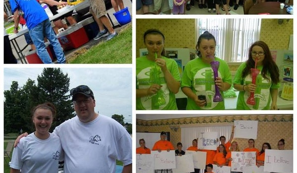 5 Years Of Youth Ministry And Community Outreach T-Shirt Photo