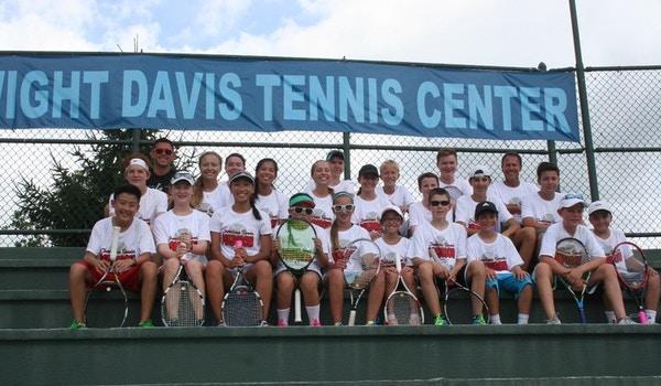 Madison, Wi Tennis Team Wins Midwest Junior Tennis Tourney In St. Louis T-Shirt Photo
