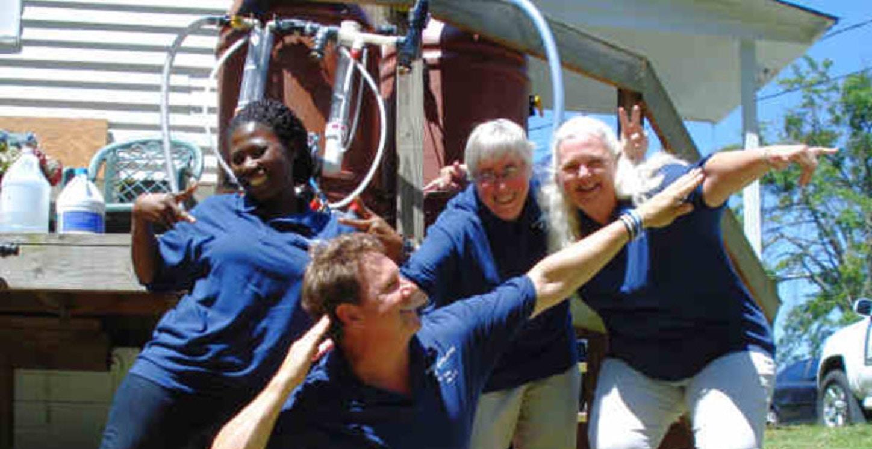 Waters Edge Ministries   Water Training That's Fun! T-Shirt Photo