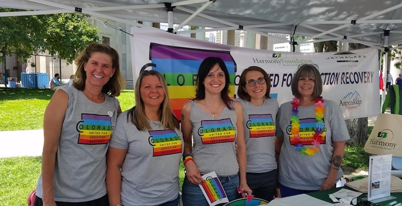 Pride 2016   Harmony Foundation Staff T-Shirt Photo