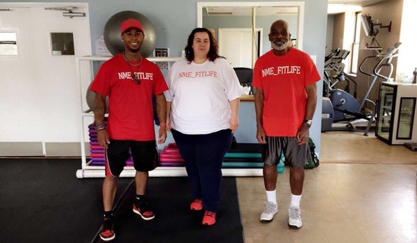 Journey To Fitness T-Shirt Photo
