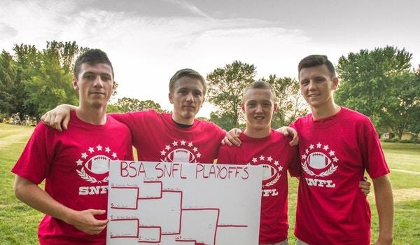 Bsa Snfl Champions T-Shirt Photo