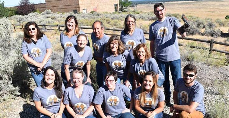 2016 American Kestrel Partnership T Shirt Fu Nd Raiser! T-Shirt Photo