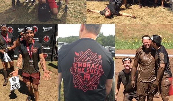 Embrace The Suck T-Shirt Photo