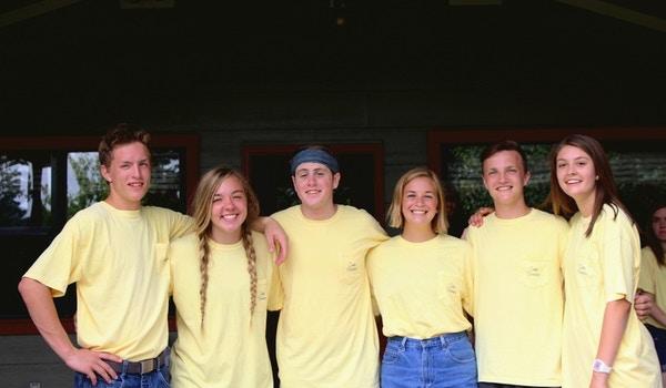Camp Barnabas T-Shirt Photo