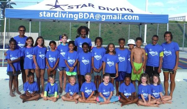 Diving Camp Fun! T-Shirt Photo