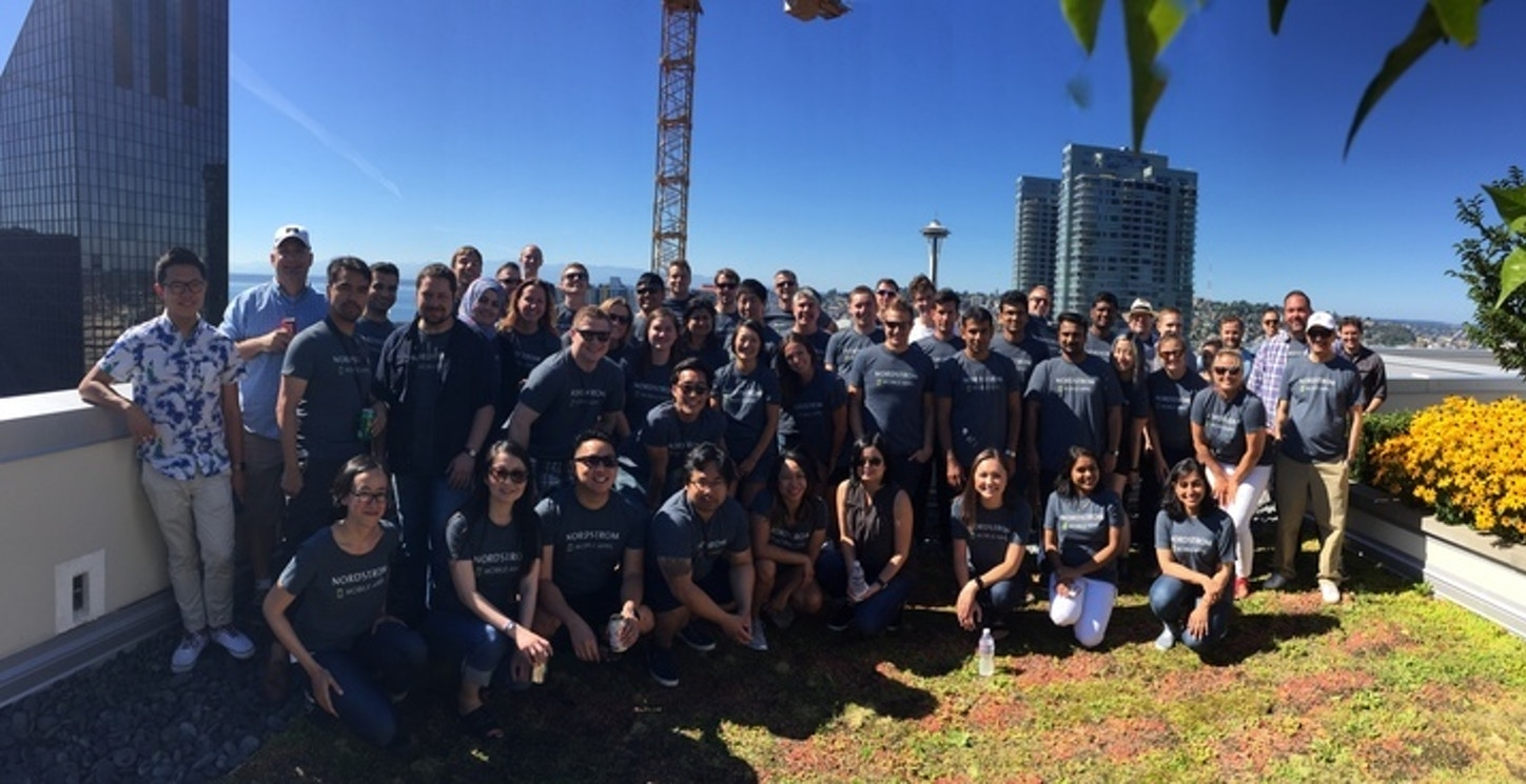 Nordstrom Mobile Team Event T-Shirt Photo