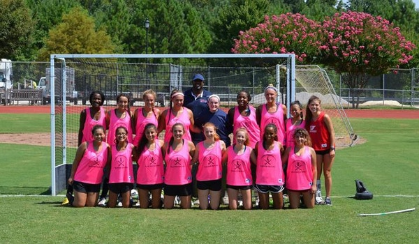 Jhs Play For The Cure T-Shirt Photo