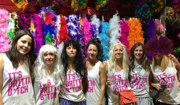 It's Britta B*#Ch T-Shirt Photo