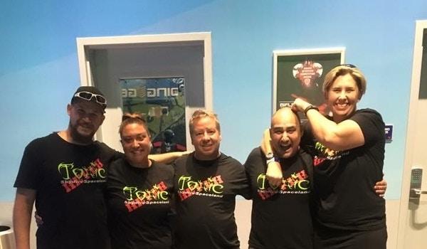 Skydive Spaceland Toxic Heveh T-Shirt Photo