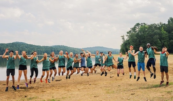 Jumping For Joy T-Shirt Photo