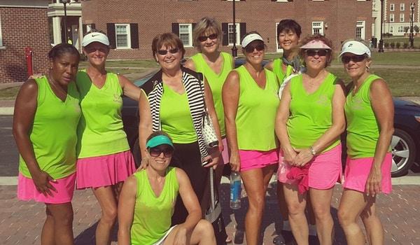 Virginia Regional Tennis Tournament T-Shirt Photo