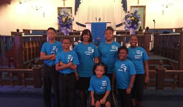 The Cimc Youth Usher Team T-Shirt Photo