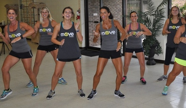 Move With Celeste T-Shirt Photo