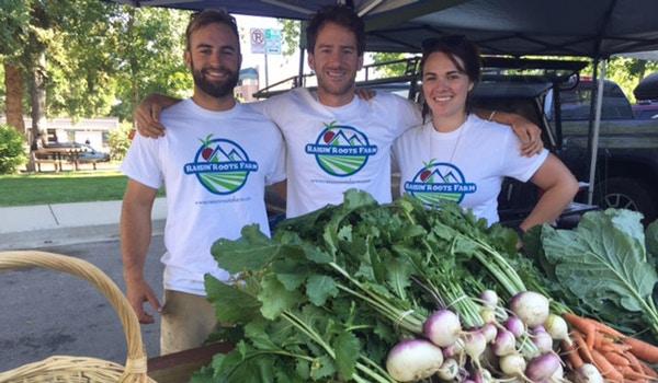 Raisin' Roots Farm T-Shirt Photo