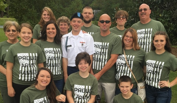 Supporting Our Soldier T-Shirt Photo