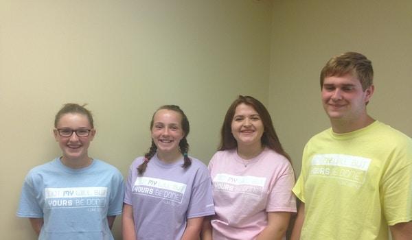 Crossroads Nazarene Teen Quizzers T-Shirt Photo