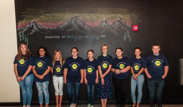 Rpa Middle School Ambassadors 2016 T-Shirt Photo